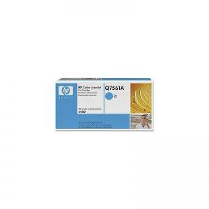 Cartouche d'impression cyan HP Color LaserJet Q7561A (Q7561A)