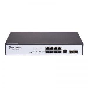 Bdcom S2510p Au Maroc POE Gigabit tx ports 2 gifabit SFP ports NON RACKABLE