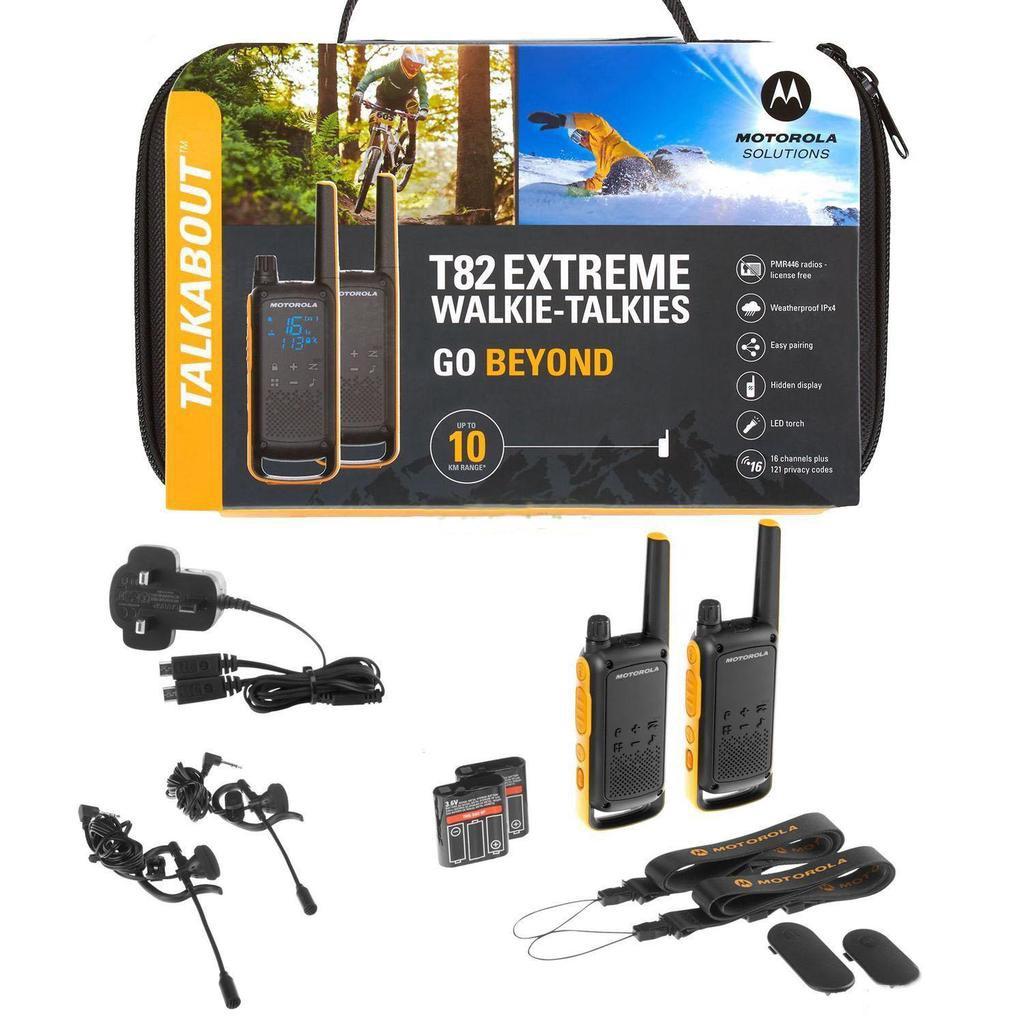 Talkie-walkie sans licence